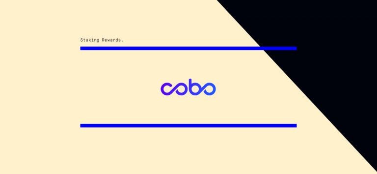 Staking Spotlight – Cobo