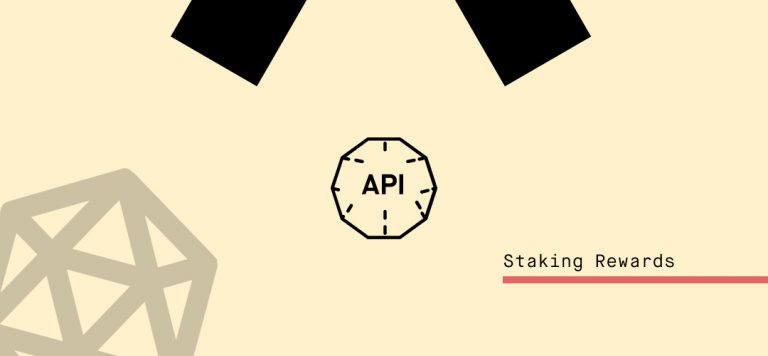 Trusted Staking API Release🎉