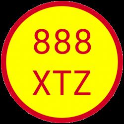 888 XTZ