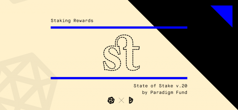 State of Stake #20