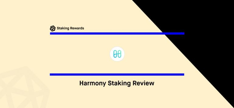 Harmony Staking Guide