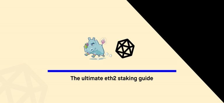 How to stake ETH | The ultimate Ethereum 2.0 staking guide