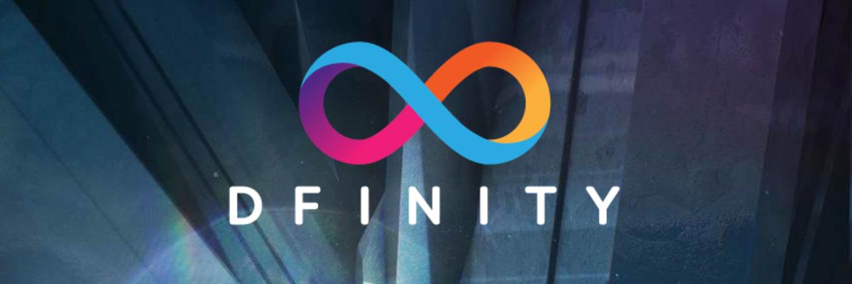 dfinity logo staking rewards