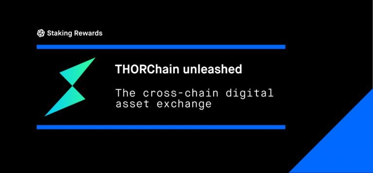 THORChain unleashed: The cross-chain digital asset exchange